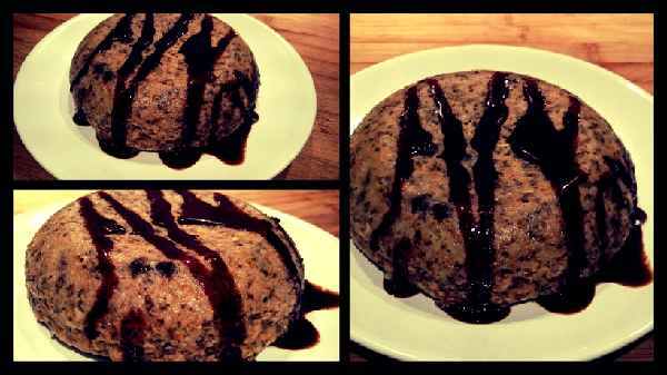 Schneller Frühstücks-Kuchen für den Masseaufbau