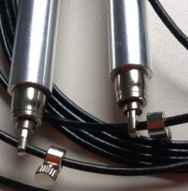 AMROp Speedrope - Schrauben zur manuellen Verstellung der Länge
