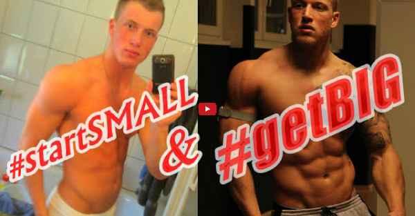 Schmale Schulter - Start Small, Get Big