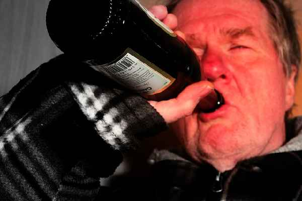 Realität ist was für Leute, die nicht mit Alkohol umgehen können