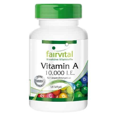 Hochdosiertes Vitamin A, welches sich u.a. in entsprechender Konzentration in der Leber findet, hat noch weitere gesundheitliche Effekte. (Bildquelle: Amazon.de)