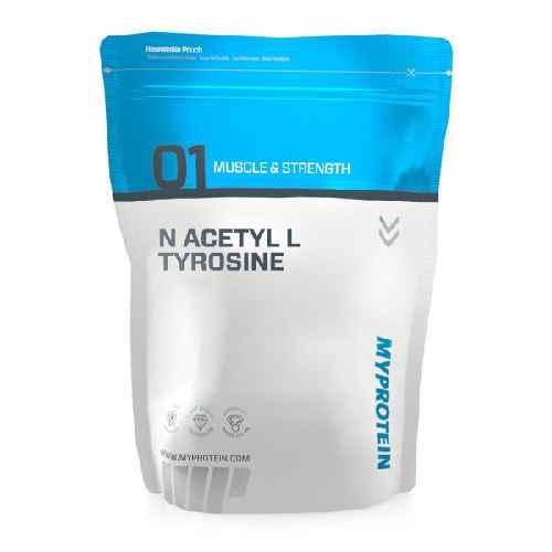 Martin empfiehlt Tyrosin. Wir empfehlen die Acetyl-Version, welche ergiebiger und sparsamer in der Dosierung ist