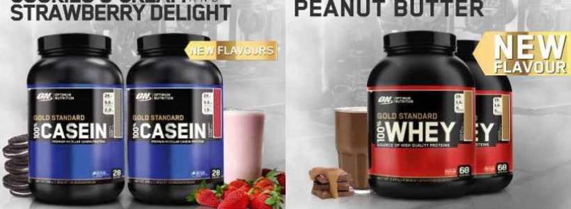 Gewinnspiel: Optimum Nutrition Supplement Package (Teilnahmefrist: 28.02.15)