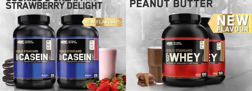 Gewinnspiel: Optimum Nutrition Supplement Package (Teilnahmefrist: 22.02.15)