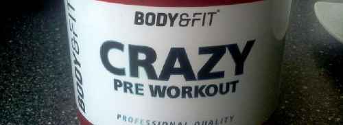 "Review: Crazy ""Orange Sensation"" von Body & Fit"