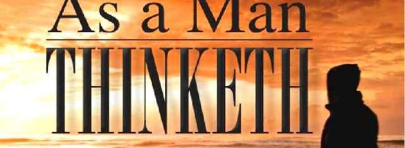 Buchempfehlung: Wie wir denken, so leben wir: As A Man Thinketh von James Allen