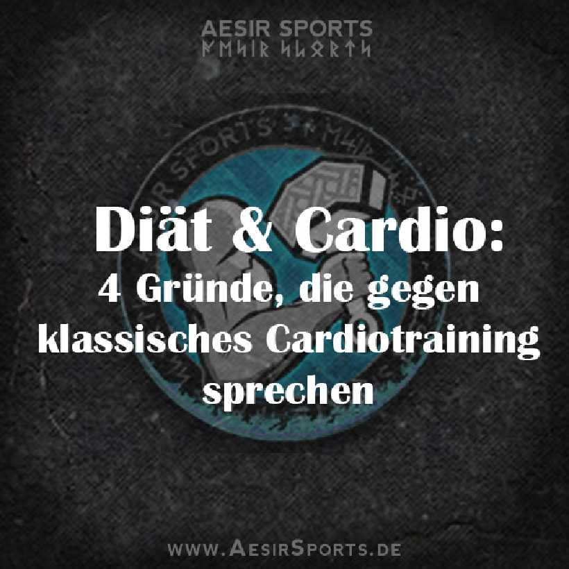 Diät & Cardio: 4 Gründe, die gegen klassisches Cardiotraining sprechen