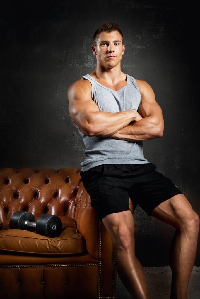 Pro-Natural Bodybuilder und Optimum Nutrition Athlet Daniel Gildner im Gespräch mit AesirSports.de