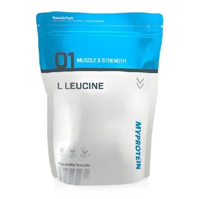 Eines der sinnvolleren Ergänzungsmittel: Reines Leucinpulver