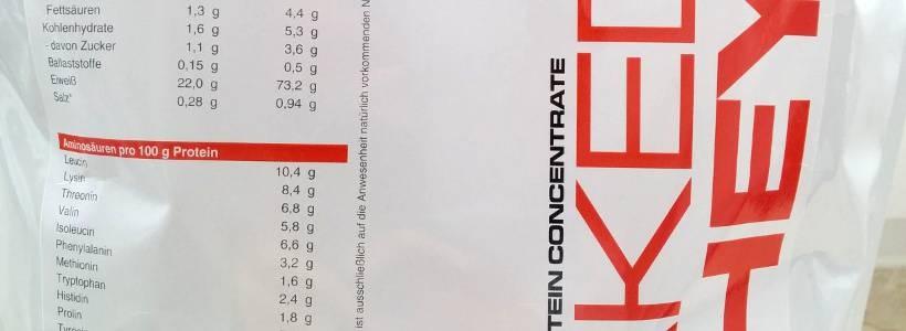 "Review: Naked Whey ""Haselnuss"" von White Supps im Test"