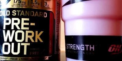 "Review: Gold Standard Pre-Workout ""Fruit Punch"" von Optimum Nutrition im Test"