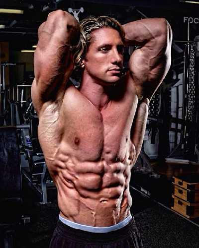 Interview: Optimum Nutrition Athlete and Fitness-Model Shaun Stafford meets AesirSports.de