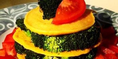 Kurkuma-Pfannkuchen
