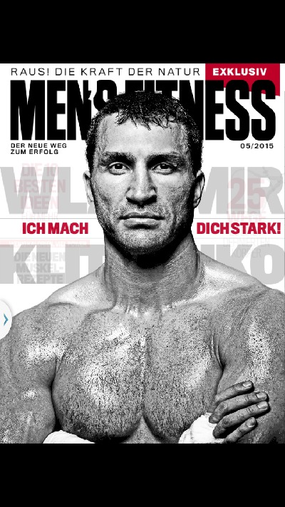 Review: Die neue Mens Fitness Magazin App im Test