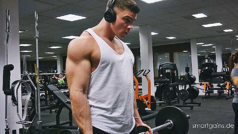 Bodybuilder und Youtuber Benjamin Burkhardt (Smartgains) im Gespräch mit AesirSports.de