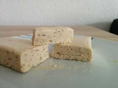 """Review: My Bar ZERO Proteinriegel """"Almond Vanilla Flavour"""" von Myprotein im Test"""
