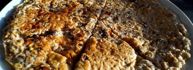 IQ´s Karamell Pfannkuchen