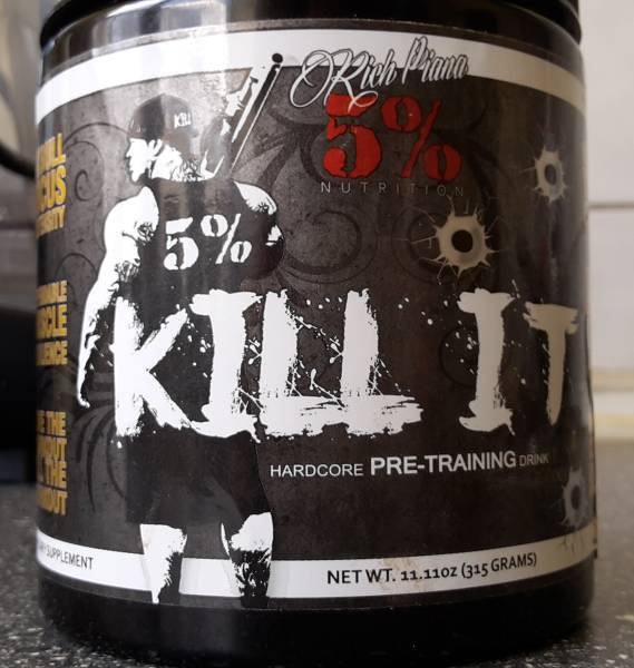 Review: Kill It von 5% Nutrition im Test