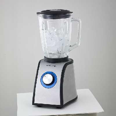 Neues vom Mixer: Gesund und viel essen?