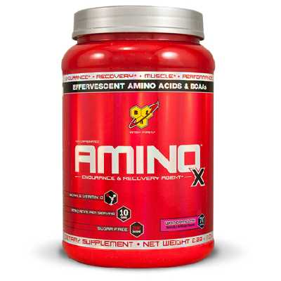 Review-Amino-X-BSN-im-Test