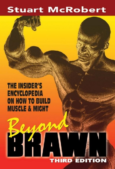 Beyond Brawn Cover