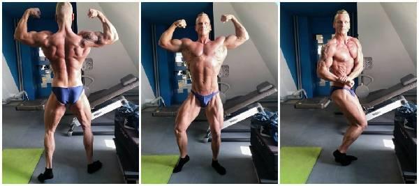 Manuel Koiner Posing 2