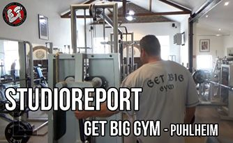 Studioreport – Get Big Gym in 50259 Puhlheim
