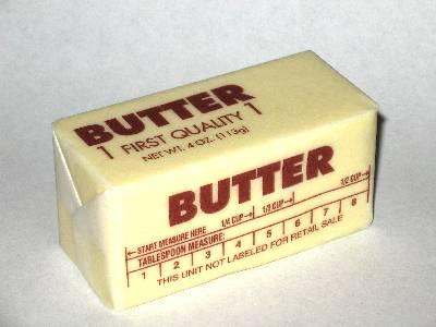 Butter aus Weidetierhaltung ist reicht an konjugierter Linolsäure