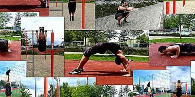 Calisthenics: Der spartanische Weg zu trainieren – Teil 2 – Die 6 Grundübungen des Calisthenics