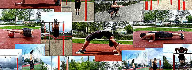Die 6 Grundübungen des Calisthenics für einen beherrschten Körper & purer Kraft