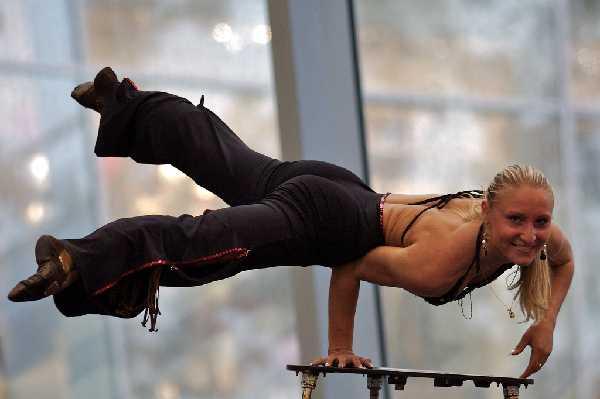 Calisthenics und Körpergewichtstraining: Nicht nur etwas für Männer