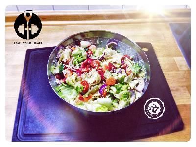 Rezept: Der ultimative Hähnchen-Salat