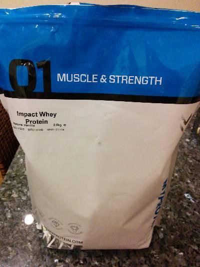 Review: Impact Whey Protein von Myprotein im Test