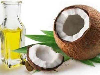 Kokosöl ist reich an mittelkettigen Triglyceriden