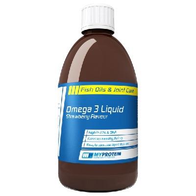 Omega 3 Fischöl von Myprotein