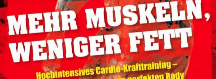 Review: Mehr Muskeln, weniger Fett von Robert dos Remedios