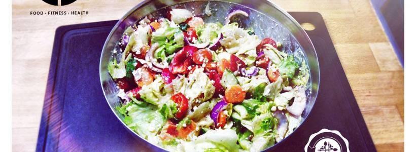 Der ultimative Hähnchen-Salat