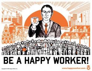 Braver Arbeiter