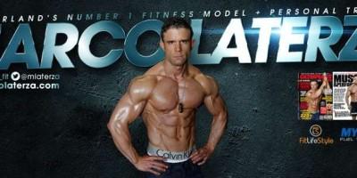 Fitnessmodell und Myprotein Athlet Marco Laterza im Gespräch mit AesirSports.de