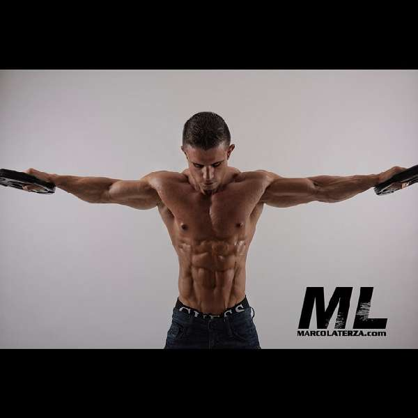 Fitnessmodell & Athlet Marco Laterza im Interview