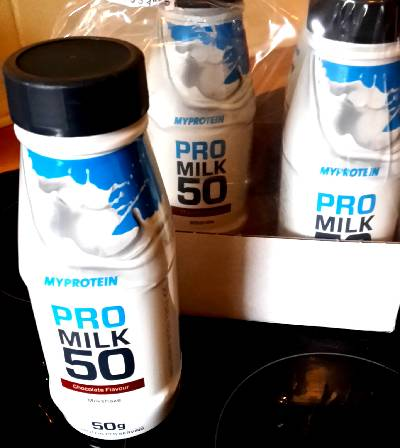 Pro Milk 50 RTD Shakes