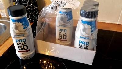 Review: Pro Milk 50 RTD von Myprotein im Test