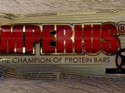Review: Imperius Proteinriegel von Ironmaxx im Test