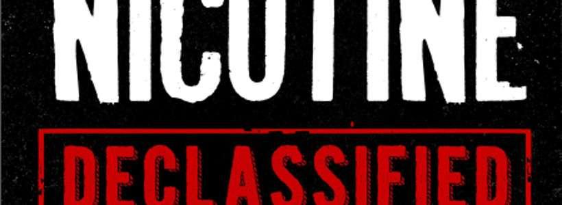 Buch Review: Nicotine Declassified von John Kiefer