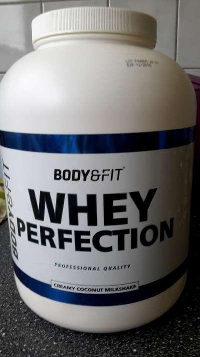 Review: Whey Perfection von Bodyenfitshop im Test