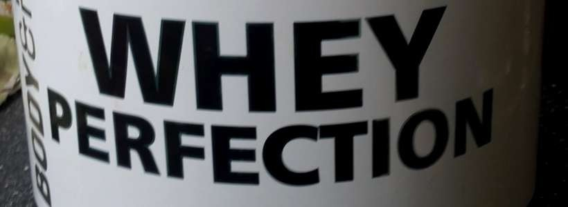 Review: Whey Perfection von Body and Fitp im Test