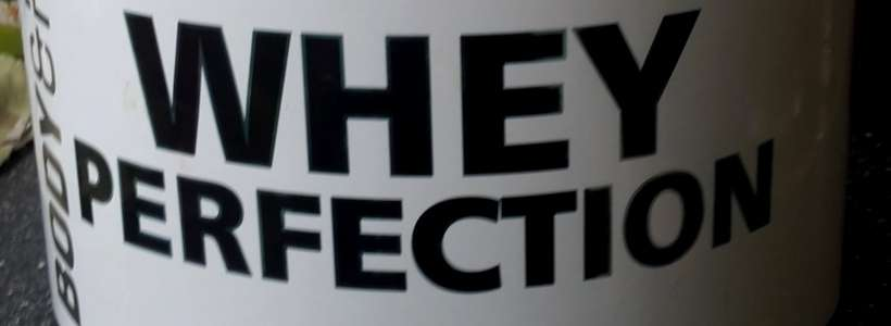 Review: Whey Perfection von Bodyenfitshop im Test