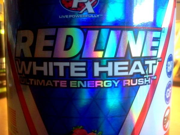 Review: Redline White Heat von VPX Sports im Test