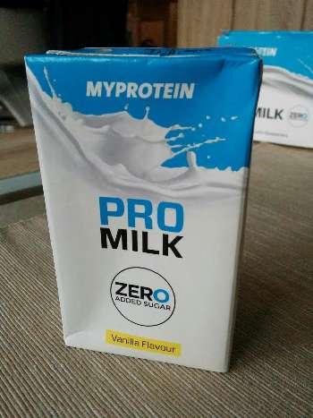 Review: Pro Milk ZERO von Myprotein im Test