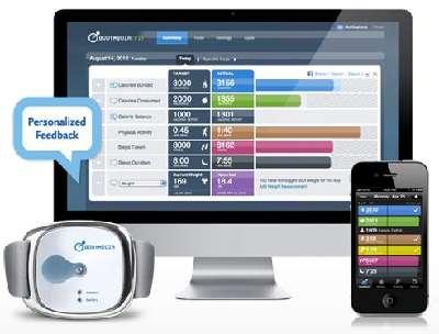 Bodymedia Fitness Tracker